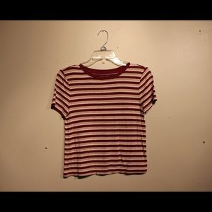Cute simple striped t-shirt from American Eagle.
